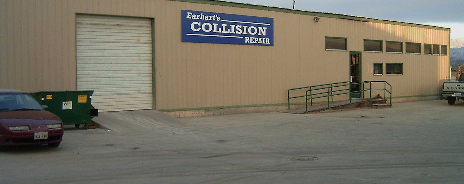 Earhart's Collision & Automotive Service