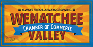 Wenatchee Chamber of Commerce logo